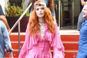 Coming out as bisexual made me lose auditions: Bella Thorne