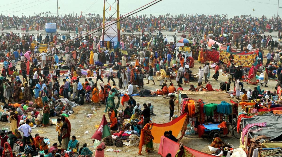 Over 3 million take holy dip in Bengal's Gangasagar Mela