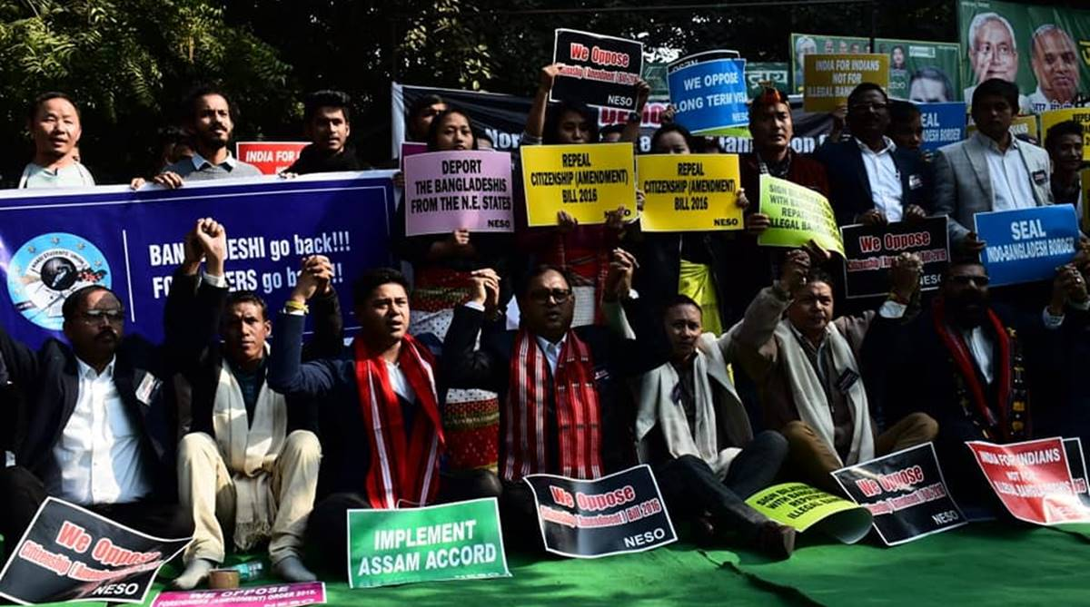NE bandh against Citizenship Amendment Bill: Security intensified