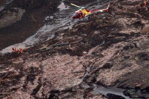 Brazil dam collapse leaves 9 dead, hundreds missing