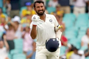 India vs Australia: Cricketing fraternity hails 'dependable' Cheteshwar Pujara