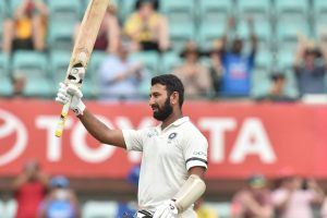 Another Pujara master-class gives India day 1 honours at SCG