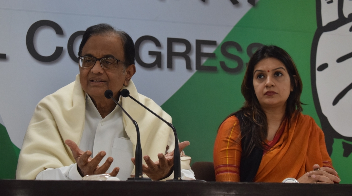 Government, Fiscal deficit, Fiscal deficit target, P Chidambaram, Finance Minister