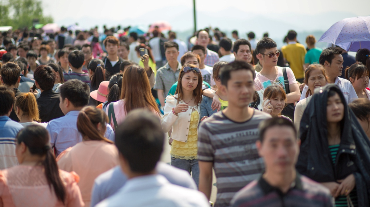 China's population to peak in 2029 at 1.44 billion: Report