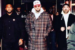 Chris Brown investigated for alleged rape in Paris