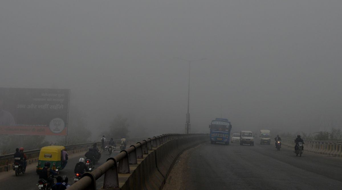 Delhi shivers as intense cold winds lash National Capital Region