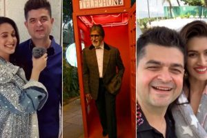 Dabboo Ratnani 2019 calendar to feature Amitabh Bachchan,Kriti Sanon, Kiara Advani among others | See teaser