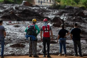 Death toll in Brazil dam collapse rises to 40, many feared buried in mud