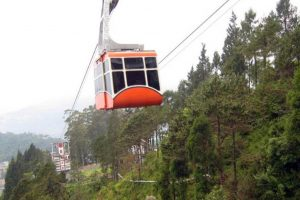 Darjeeling ropeway services resume after 9 months