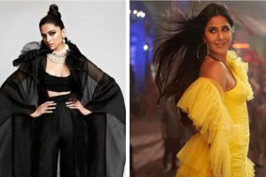 All is well between Deepika Padukone and Katrina Kaif | See video