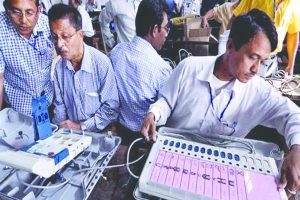 EVM hacking: Opposition seeks probe, BJP sees Congress link