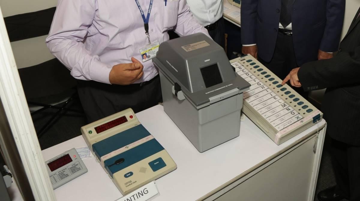 EVM Issue, Electronic voting machines, EVM, Lok Sabha Elections 2019, Syed Shuja, EVM hackathon, Election Commission of India