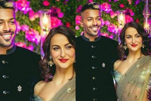 Elli AvRam reacts on Hardik Pandya's suspension