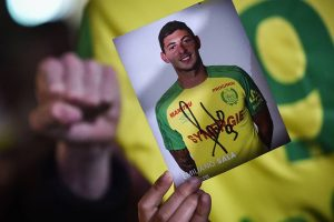 Cardiff City striker Emiliano Sala feared dead; search for missing plane called off