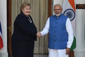 Military solution won't be long lasting and peaceful: Norway PM on Kashmir