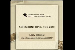 FTII to host admission seminar in Dehradun