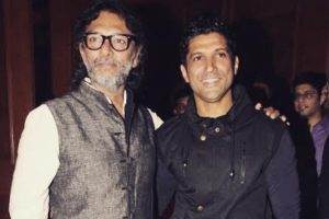 Farhan Akhtar, Rakeysh Omprakash Mehra join hands again for sports drama Toofan