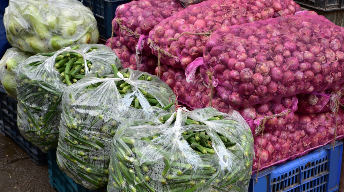India's wholesale inflation eases to 8-month low of 3.80%