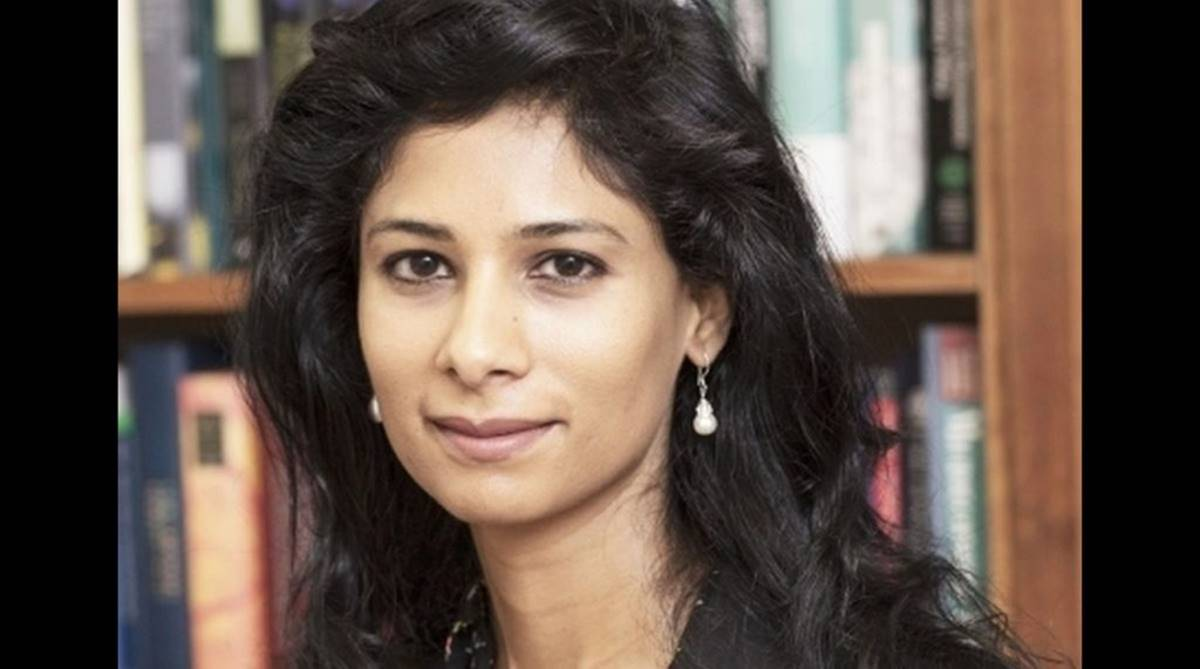 Gita Gopinath joins International Monetary Fund as its first woman chief economist