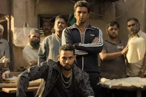 Gully Boy crosses Rs 50 crore mark in no time