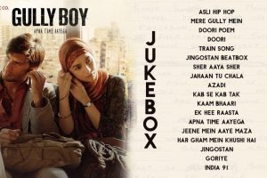 Gully Boy – Audio Jukebox | Ranveer Singh & Alia Bhatt | Divine & Naezy