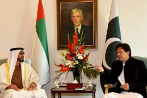Pakistan, UAE agree to work on peace, stability in Afghanistan