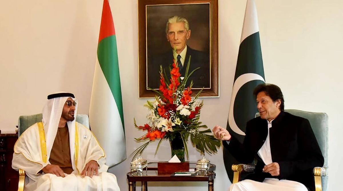 Pakistan, UAE, Peace, Stability, Afghanistan