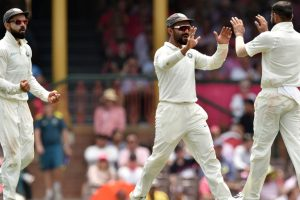 Fourth Test: Australia post 122/1 at lunch on 3rd day