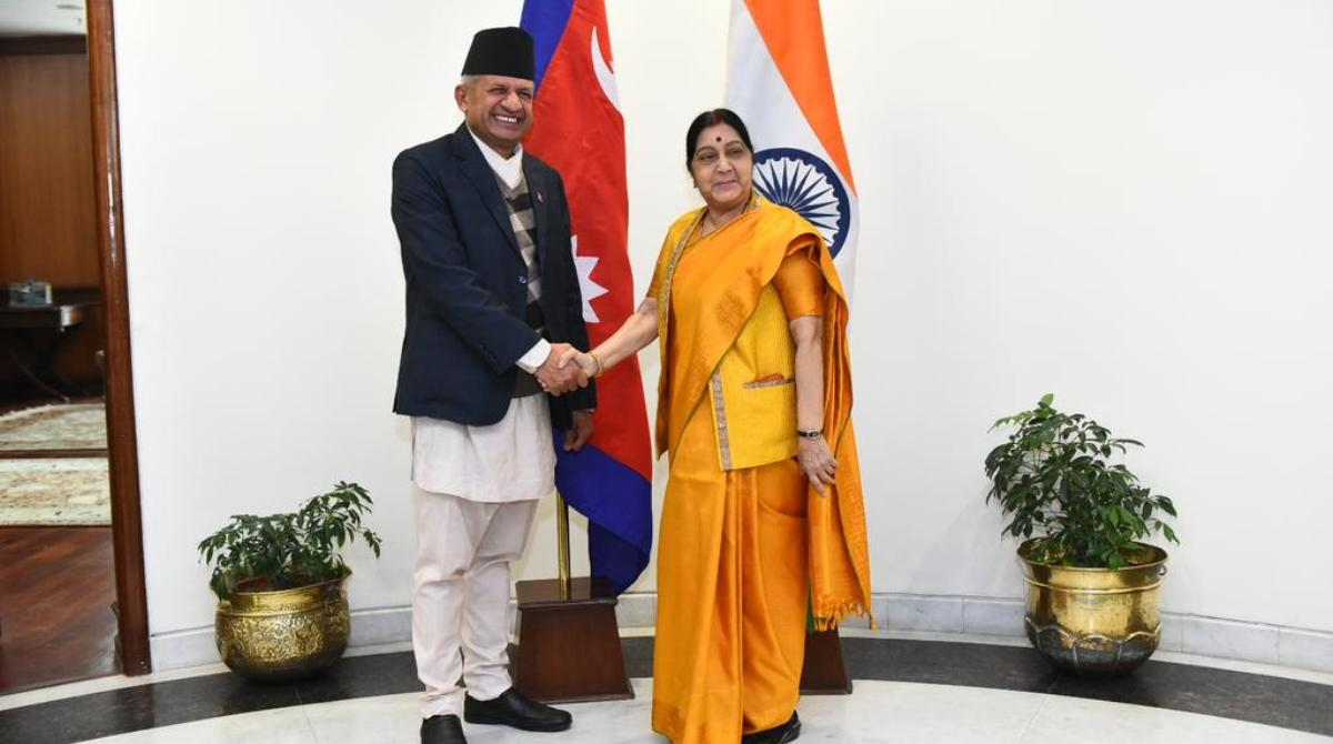 India, Nepal, Development, Connectivity projects