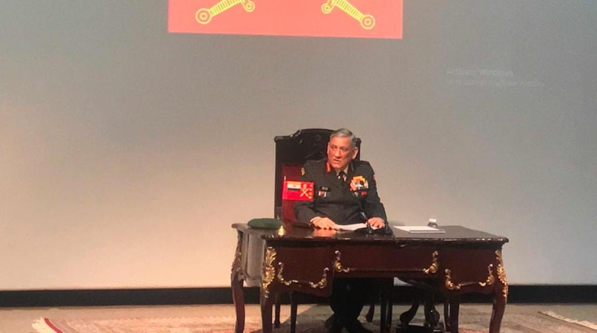 Indian Army, Conservative, Homosexuals, Indian Army, General Bipin Rawat