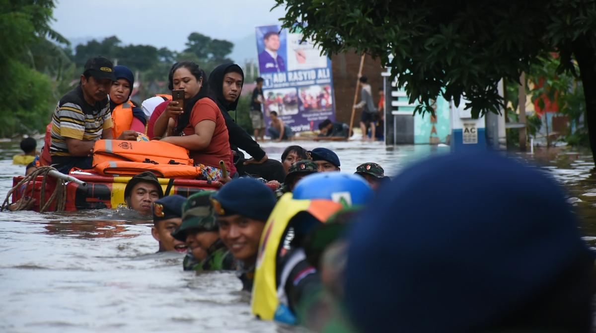Indonesia flood, Indonesia landslide, Death toll, Sulawesi island