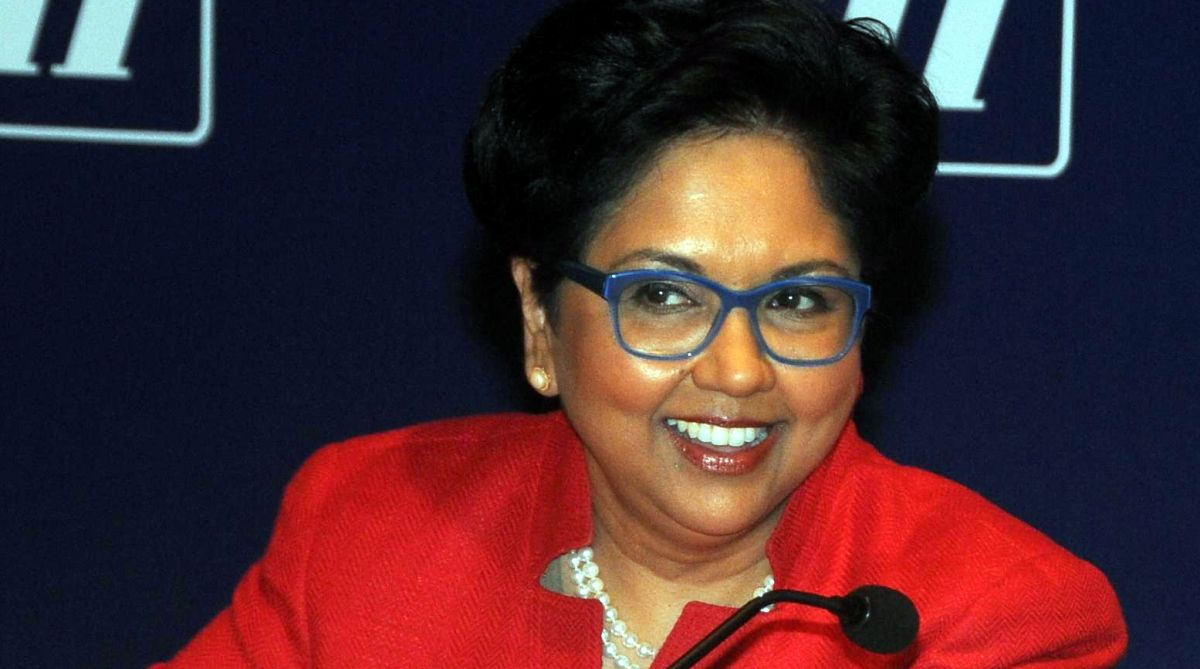 Indra Nooyi, World Bank, World Bank president, PepsiCo, The New York Times, Donald Trump administration, Ivanka Trump, White House