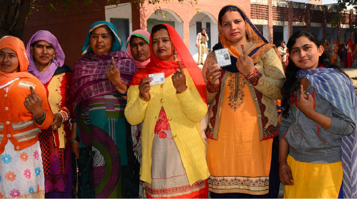 Jind by-poll witnesses nearly 75% polling
