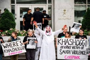 Justice for Jamal Khashoggi