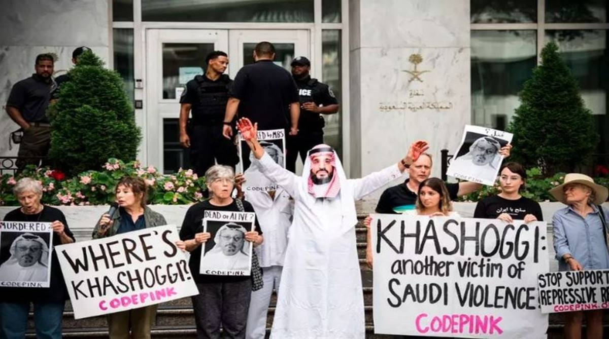 Jamal Khashoggi, Turkey, Saudi Arabia, UnitedStates, Iran, Global Magnitsky HumanRights Accountability Act