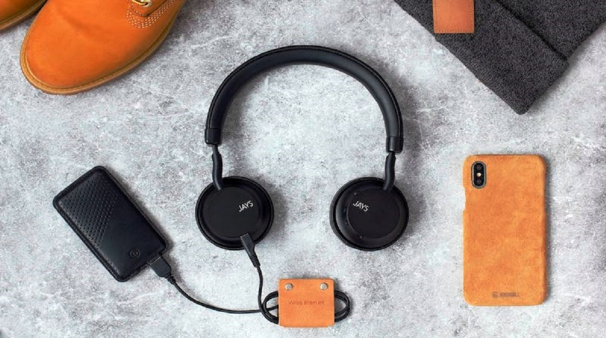 JAYS releases a-Seven Wireless on-ear lightweight headphone with 25 hrs playtime