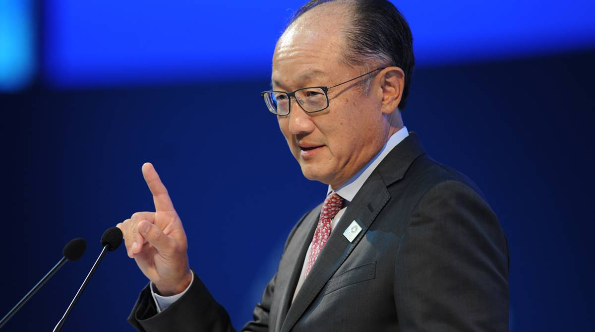 Jim Yong Kim, World Bank President, World Bank, Kristalina Georgieva, World Bank CEO, World Bank group