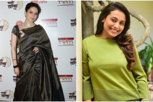 Kangana Ranaut supports Rani Mukerji's stance on Me Too; narrates her own ordeal