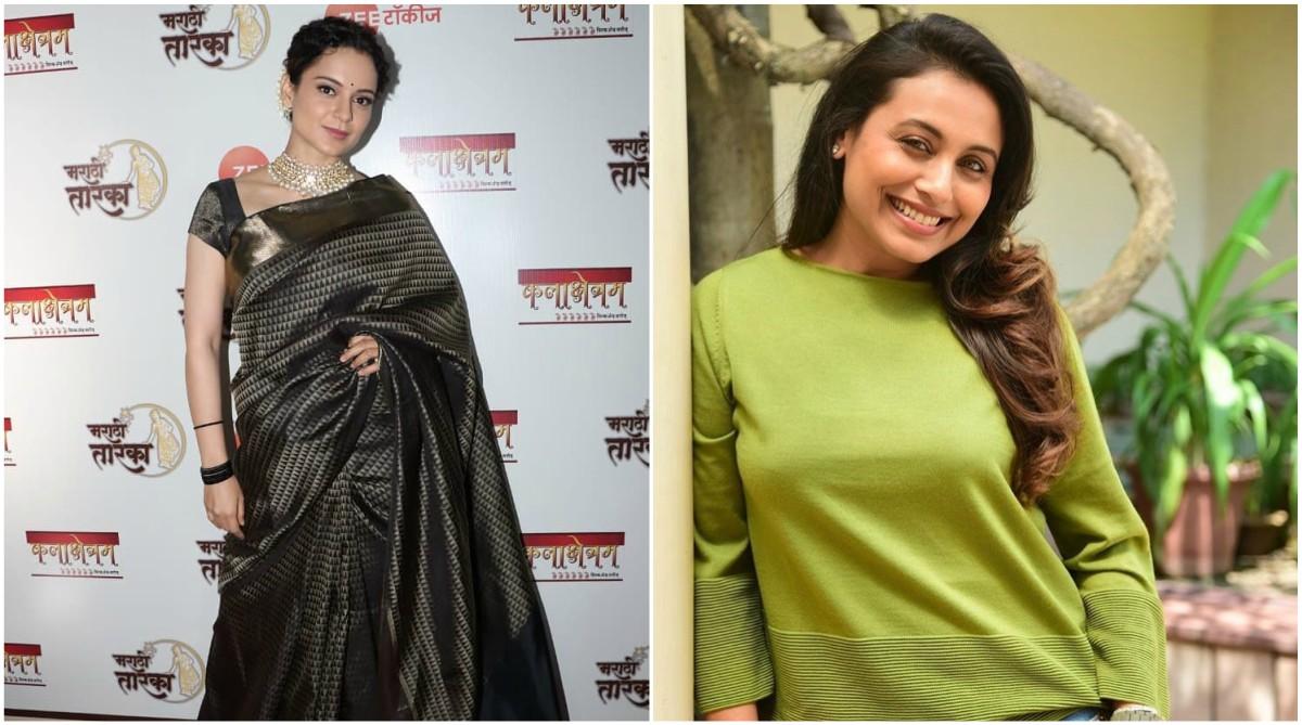 Kangana Ranaut supports Rani Mukerji's stance on Me Too; narrates her own ordeal
