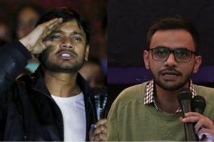 JNU sedition case: Delhi Police names Kanhaiya Kumar, Umar Khalid in 1200-page chargesheet