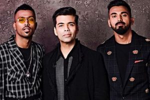 I feel very responsible because it was my show: Karan Johar on Hardik Pandya, KL Rahul controversy