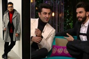 Karan Johar sees one quality in Ranveer Singh that Ranbir Kapoor and others don't have