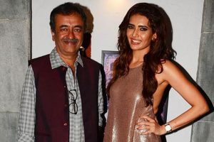 You can't just level any false allegation: Karishma Tanna supports Rajkumar Hirani