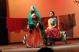 Karnavati: Real life canvas of rural Rajasthan in Bengali play