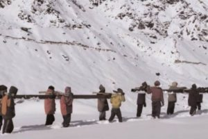 Kedarnath reconstruction: Life in sub-zero climes