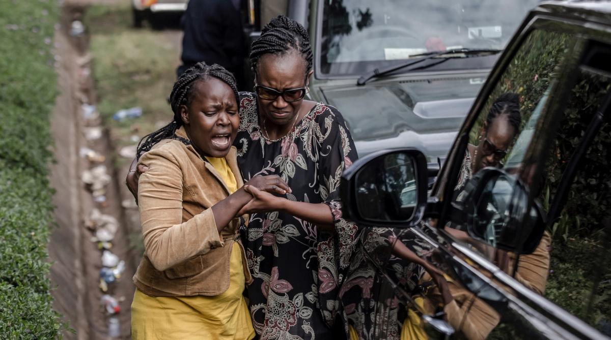 Islamist attack, Kenya hotel complex, DusitD2 compound, Al-Shabaab