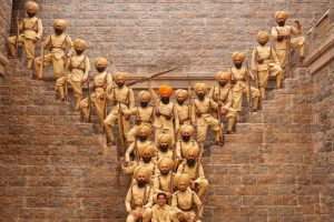 Kesari: Akshay Kumar and his force look fierce, battle-ready