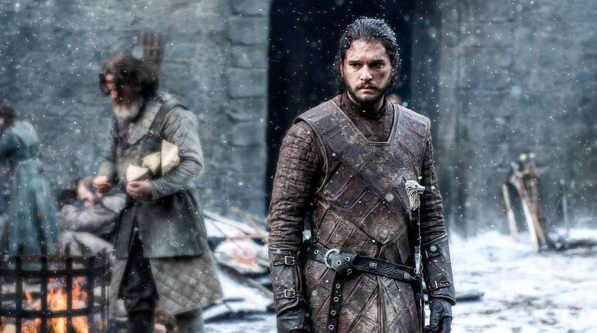 Game of Thrones: Here's what Kit Harington kept as a souvenir