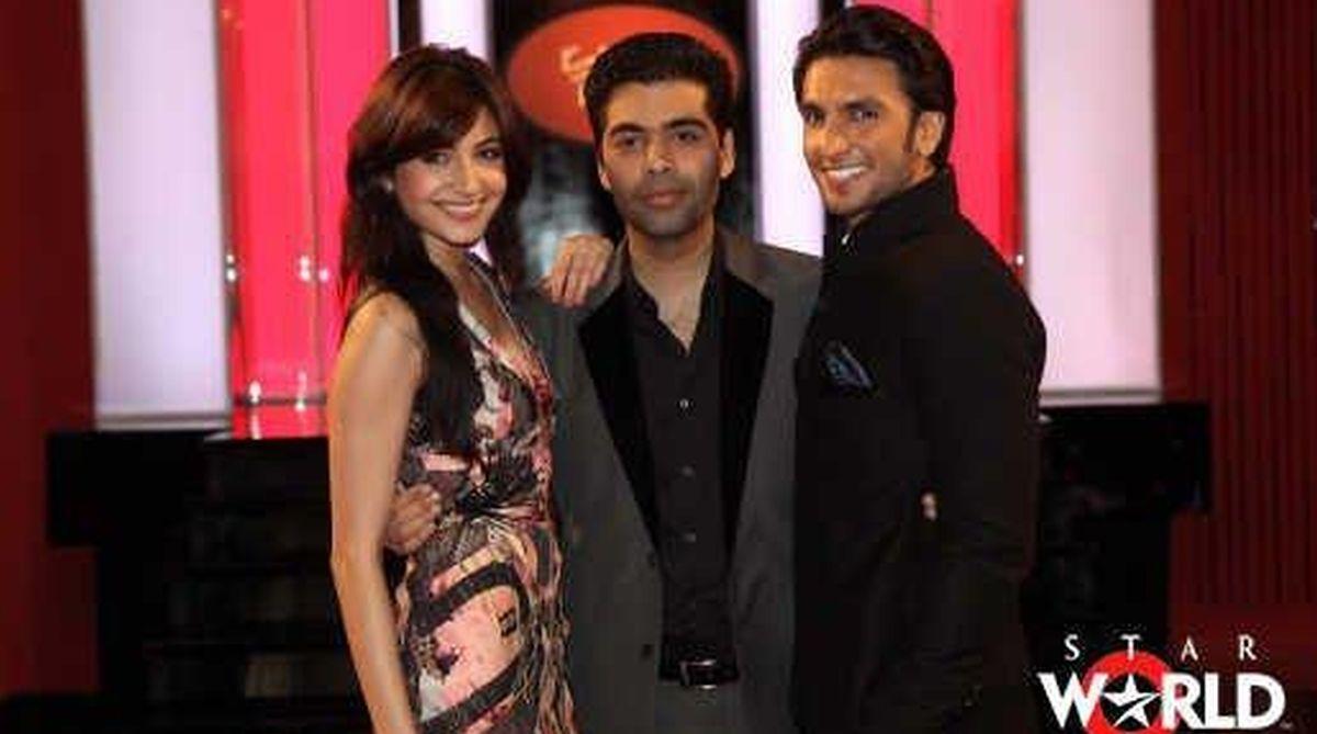 Ranveer Singh, Koffee With Karan, Anushka Sharma, Hardik Pandya