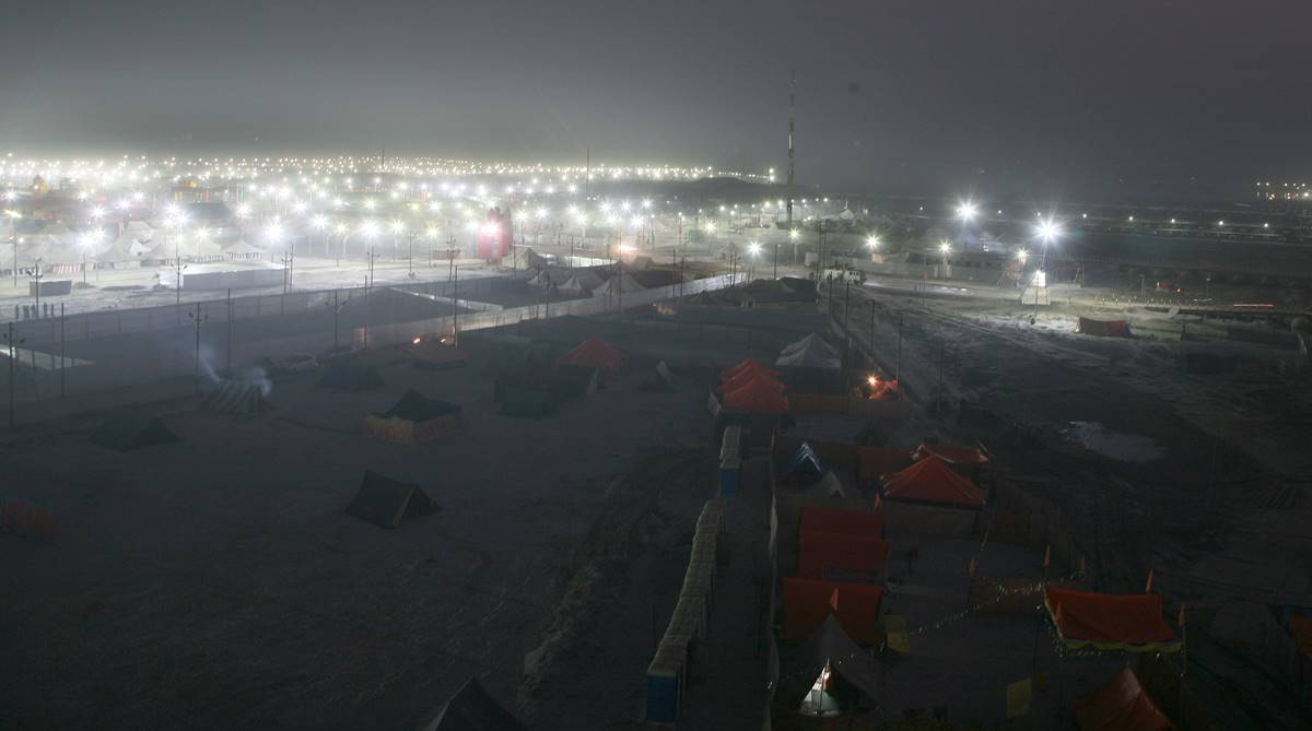 Special weather services for Kumbh Mela - The Statesman